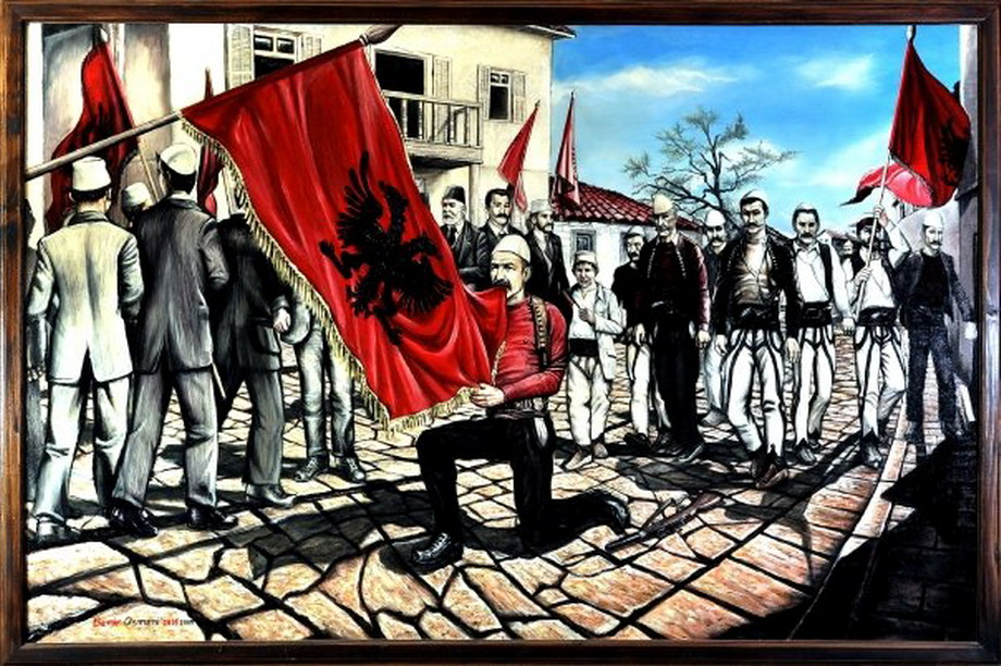 Day of Albanian Independence by artsoni on DeviantArt