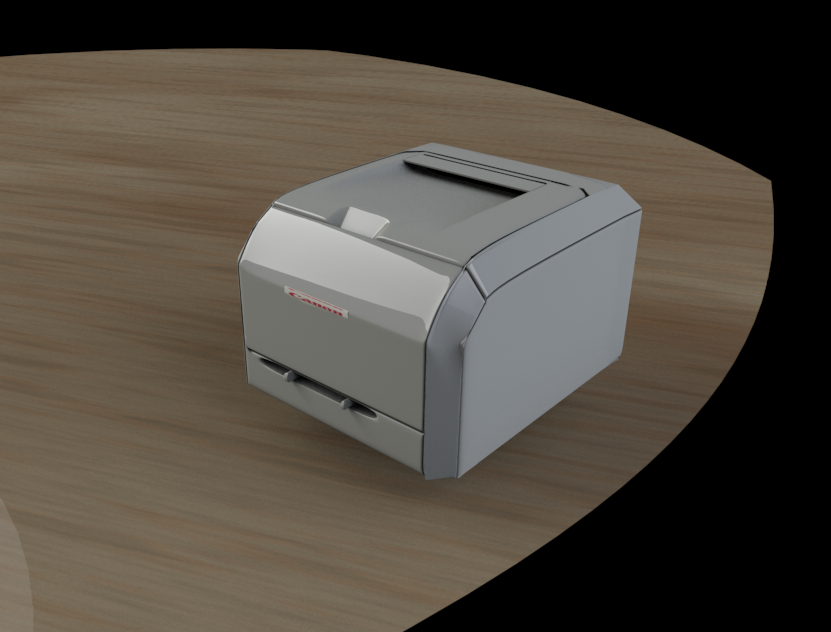 Canon  model Printer by artsoni