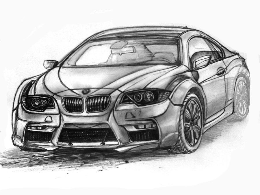 exterior car design drawing by artsoni on deviantart ForExterior Car Design