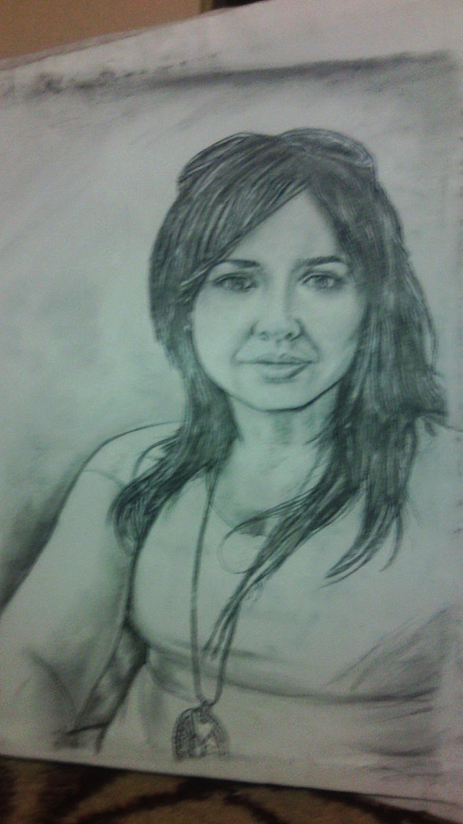 Portrait by artsoni