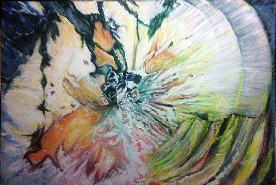 Explosion of feelings .. by artsoni