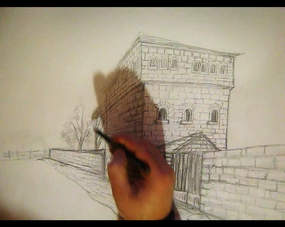 How to draw old house video tutorial by artsoni on deviantart for Classic house tutorial