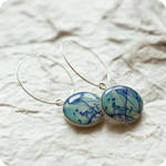 Spring branches earrings