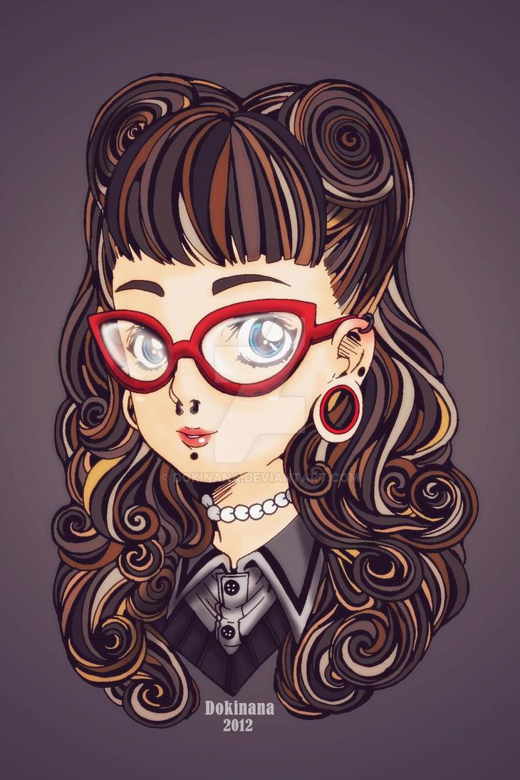 Margot by dokinana