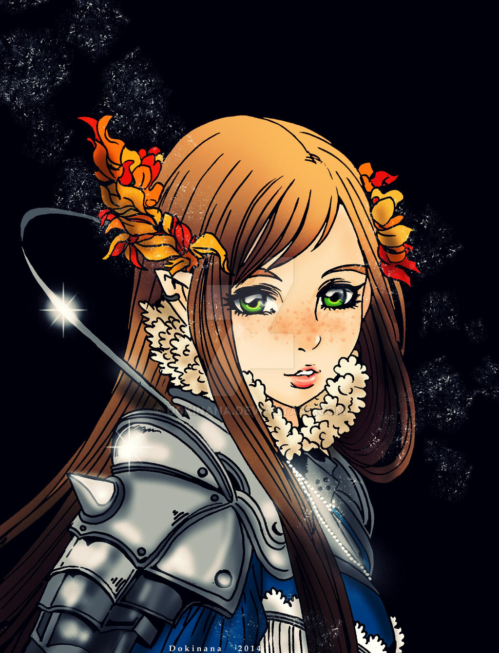 Elfa by dokinana
