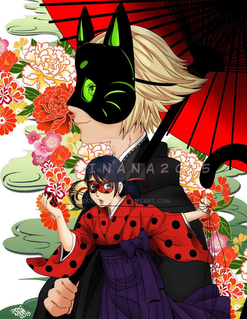 Miraculous Ladybug By Dokinana On Deviantart