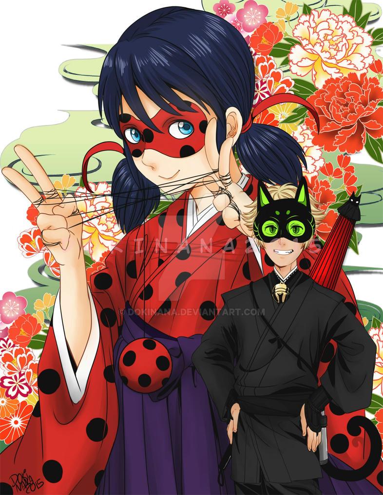 Miraculous Ladybug Marinette By Dokinana On Deviantart