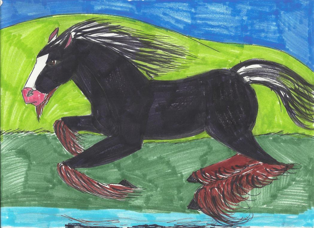 Horse by Glamrgrl104