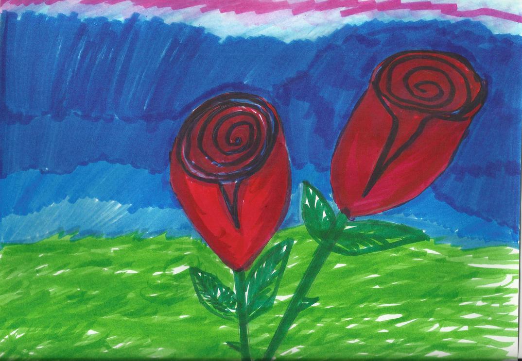 Rose Sky by Glamrgrl104