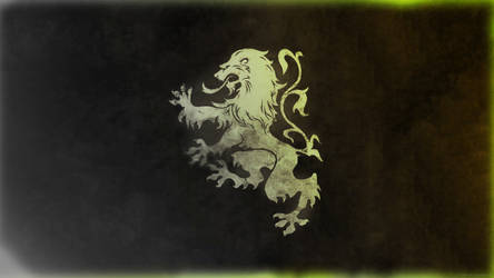 Winter and Wildfire -House Lannister Wallpaper 3/3