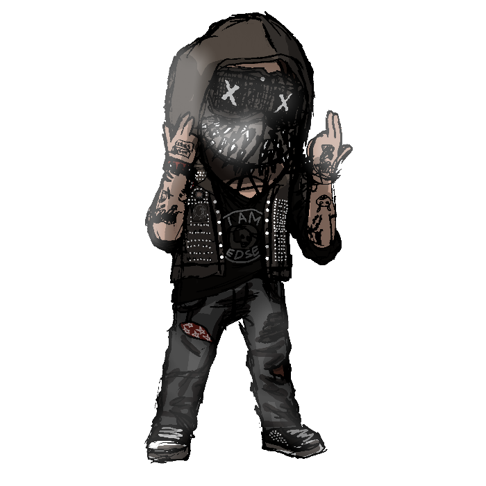 Watch Dogs Wrench Cute