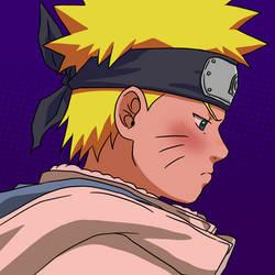 Naruto Uzumaki (12 Years) by tahonard