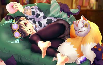 Fox Chimera