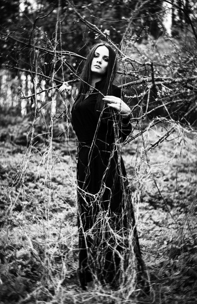 witch by BrutalBoroda