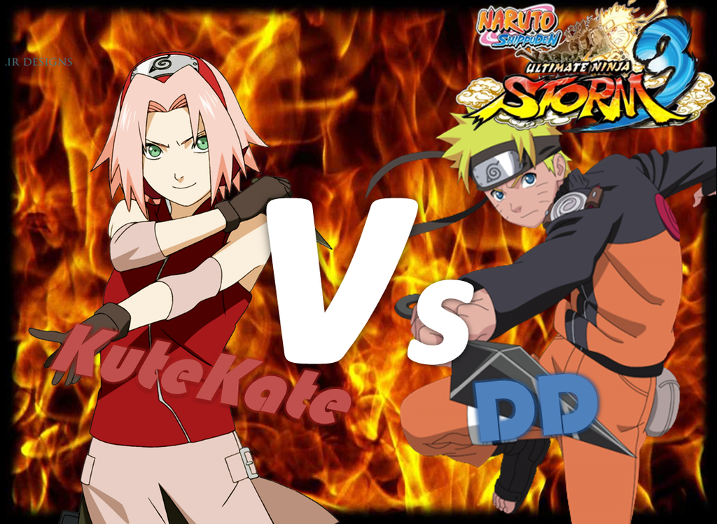 Battling with friends naruto multiplayer video by kutekatedraws on naruto multiplayer video by kutekatedraws reheart Images