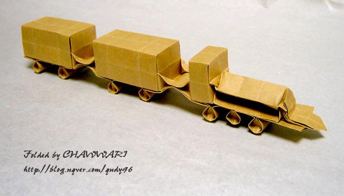 origami train driverlayer search engine