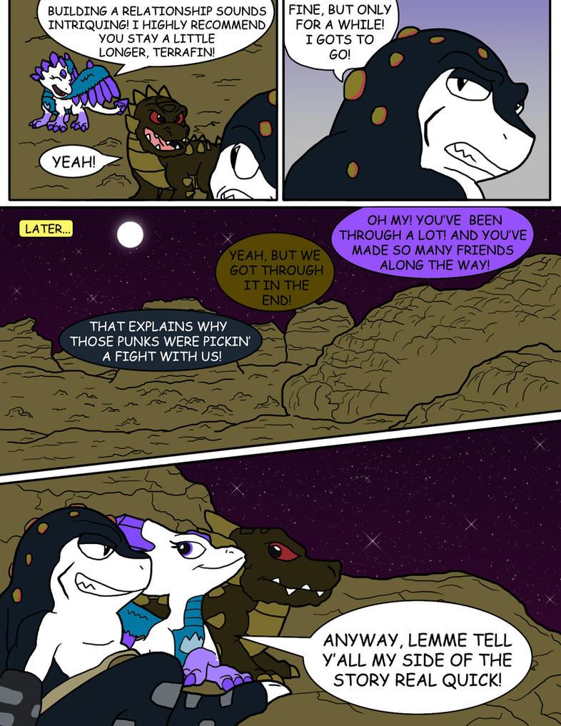 Skylanders Comic Pg 29