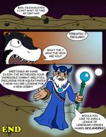 Skylanders: Bash gets his Flashwing pg 40 by oogaboogaz