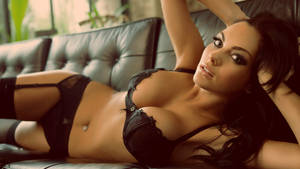 Jessica Jane Clement Wallpaper by SapphireAMP