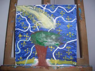 Cosmic tree v881 by lv888