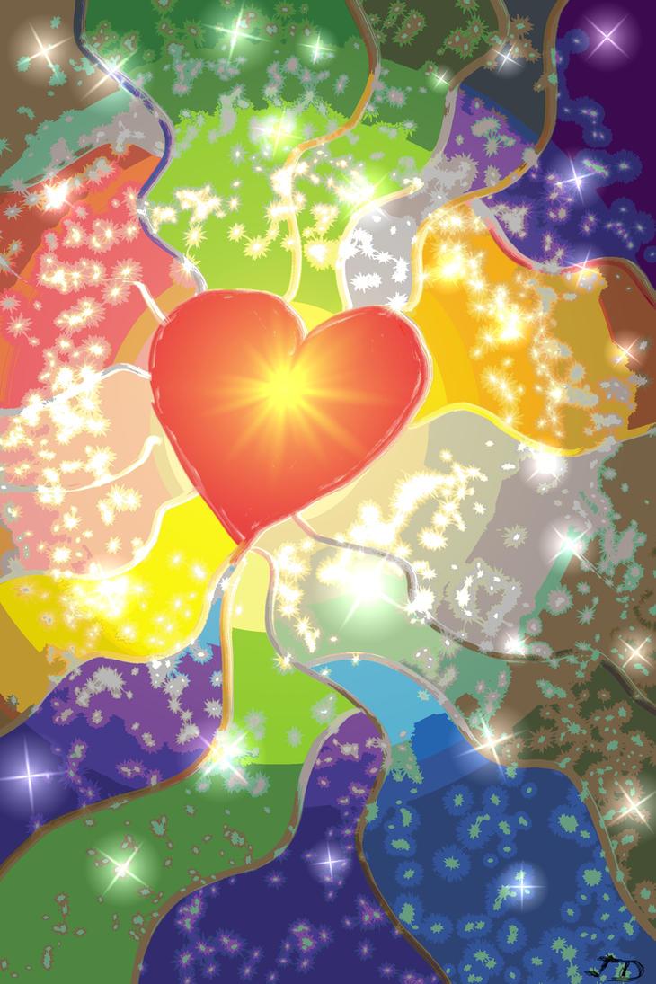 Secret of my heart v881 by lv888