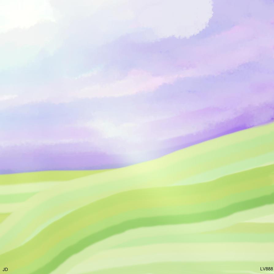 Cloudy sky v881 by lv888