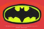 Batman logo v881 by lv888