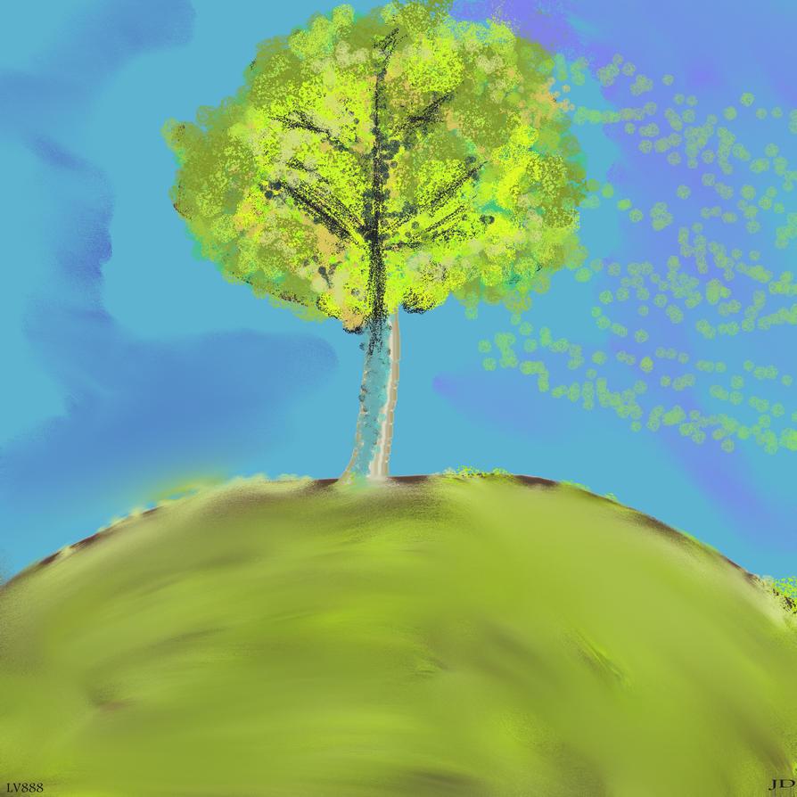 Tree of sadness v883 by lv888