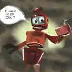 Nono le petit robot v881 by lv888