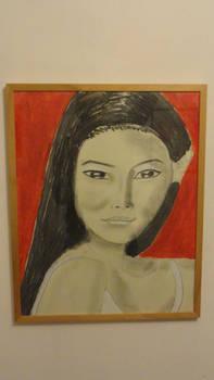 Asian Woman v881