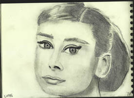 Woman face study n128 by lv888