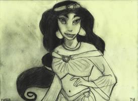 Princesse Jasmine v881 by lv888
