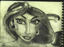 Princesse Jasmine v882 by lv888