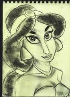 Princesse Jasmine v884 by lv888