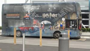 Bus 1 - Harry Potter London WB Studio by lv888