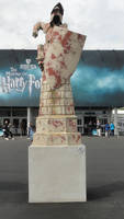 Chess White Tower - Harry Potter London WB Studio by lv888