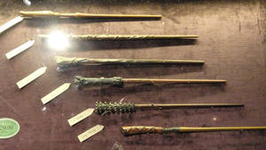 Wands Collection 3 - Harry Potter London WB Studio by lv888