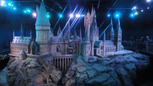 Hogwarts - Harry Potter London WB Studio by lv888