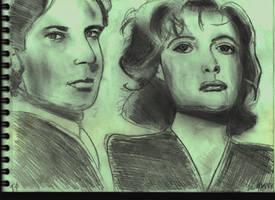 Mulder et Scully v883 by lv888