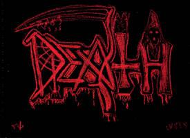 Death Logo v881 by lv888