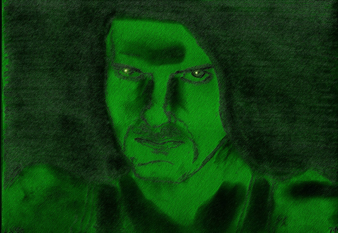 The Greenman v881 by lv888