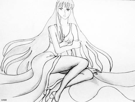 Princesse Saori V884