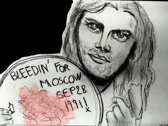 Lars is bleeding for Moscow v881 by lv888