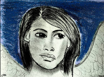 Woman Face Study N149 by lv888