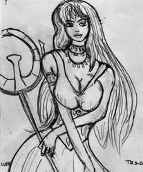 Princesse Saori v887 by lv888