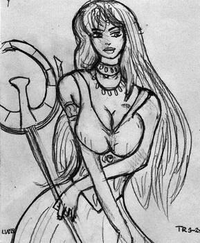 Princesse Saori v887