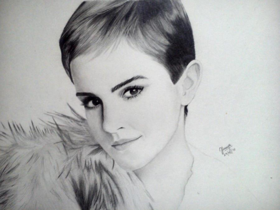Emma Watson by Suki19