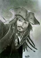 Johnny Depp/Jack Sparrow by Suki19
