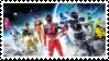 Uchu Sentai Kyuranger stamp by DeJoth