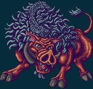 Boar King by Cyangmou
